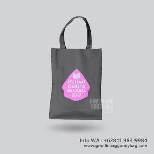 Goodie Bag Festival Cerita Jakarta