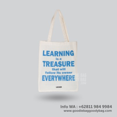 Tote Bag LEAD